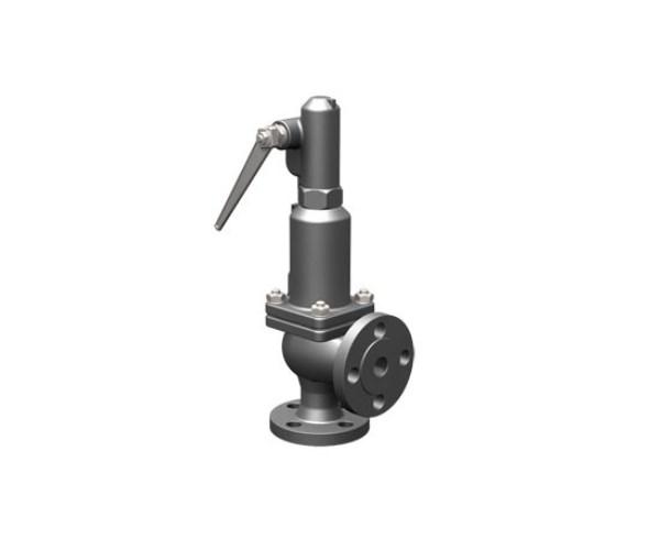 Клапан предохранительный пружинный полноподъемный, 10 - 16 кгс/кв см